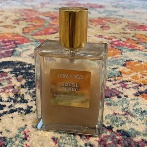 Tom Ford soleil blanc shimmering body oil
